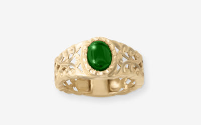 Bague Beldi Traditionnel