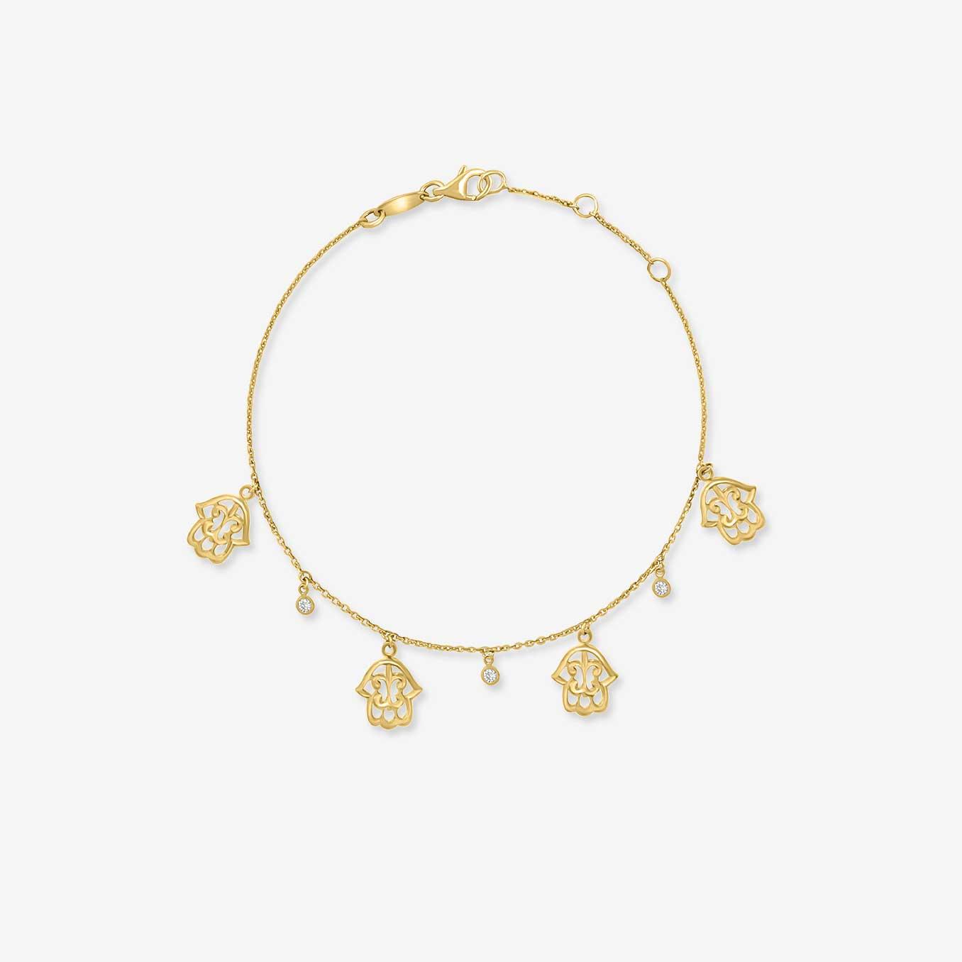 Bracelet-sweet-beldi-en-or-jaune-et-diamants-Bijouterie-traditionbnelle-Maroc-Bijoux-beldi