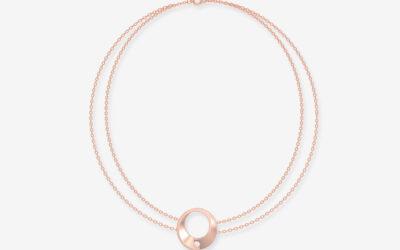 Bracelet eternel solo or rose