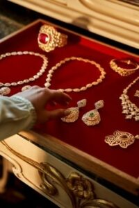 bijoux traditionnels beldi en or jaune mounier bouvard